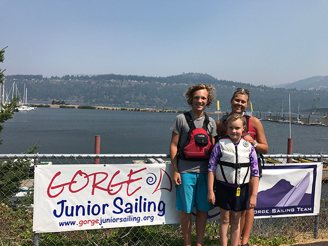 FAQ - GORGE Junior Sailing